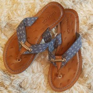 Nautica sandals